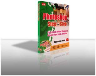 Membuat Cover Buku 3D Dengan Adobe Photoshop