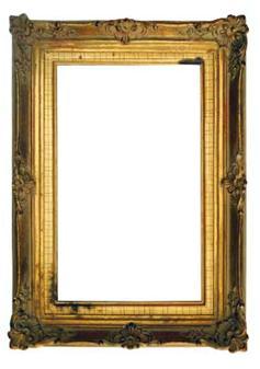 Seleksi bagian dalam frame.