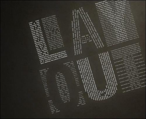 typographic-art