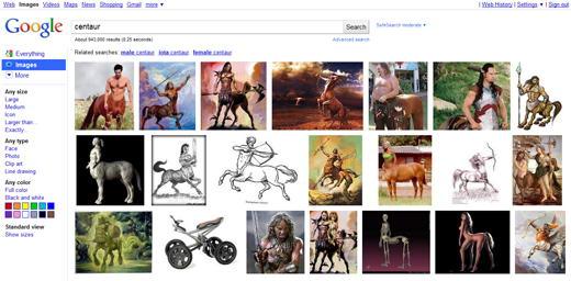 Membuat Gambar Fantasi dengan Makhluk Mitologi Centaurus