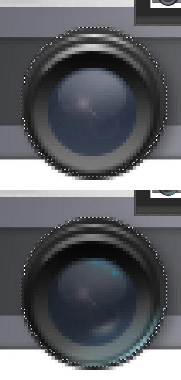 Mendesain Ikon Kamera untuk-launcher Android