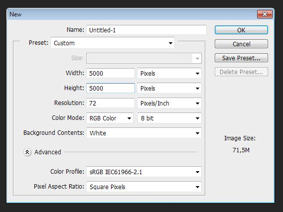 Membuat Brush Custom di Photoshop