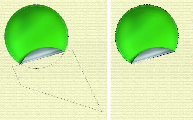 Menggambar Stiker Realistis dengan Vector Shape di Photoshop
