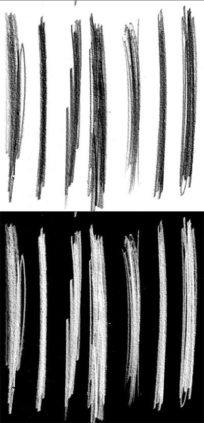 Membuat Brush Custom dari Goresan Pensil