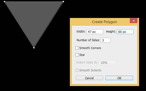 Mendesain Pola Tiga Dimensi di Photoshop