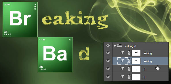 Membuat Opening Scene Serial TV Breaking Bad