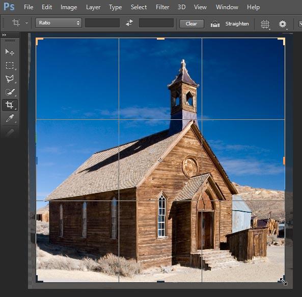 Fitur Baru di Photoshop CC 2014: Warp Perspektif
