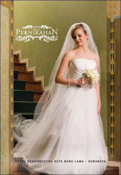 Mendesain Brosur Paket Pernikahan di InDesign