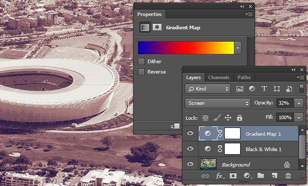 Tutorial Mewarnai Foto dengan Gradasi di Photoshop
