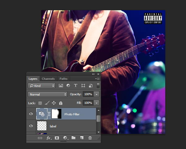 Tutorial Photoshop - Desain Cover CD dan Mockup