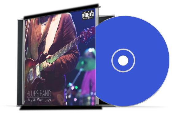 Tutorial Photoshop - Desain Cover CD dan Mockup