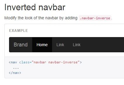 Mendesain Navigasi Situs dengan Bootstrap