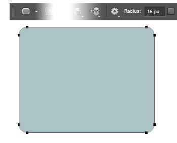 Trik Menggambar Rounded Rectangle - Pixel Perfect