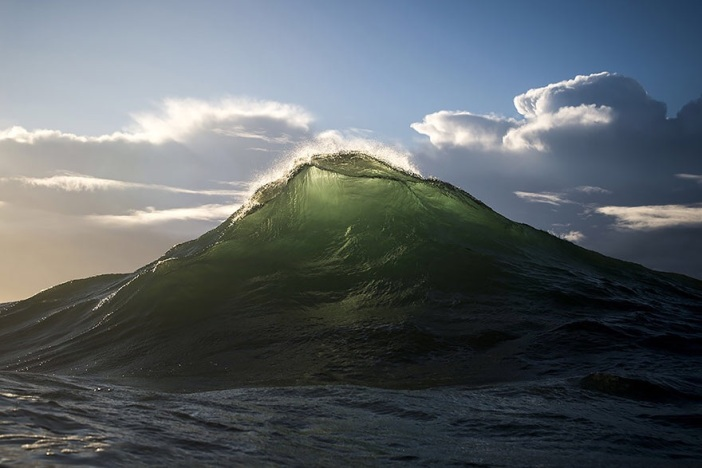 Foto Ombak - Ray Collins
