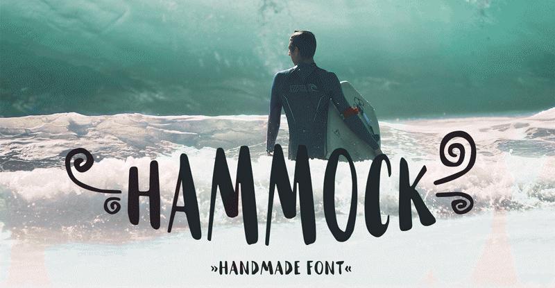 Hammock-Free-Font
