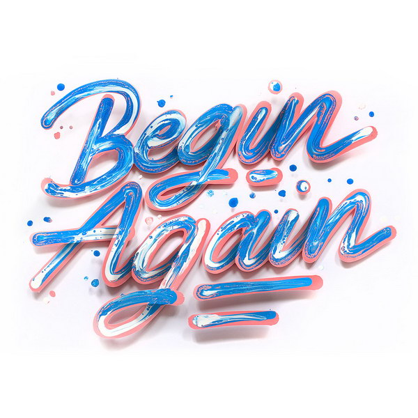 Lettering-Experiments
