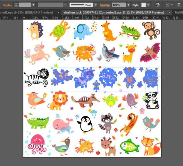 tutorial-pola-seamless-cute-animals-03