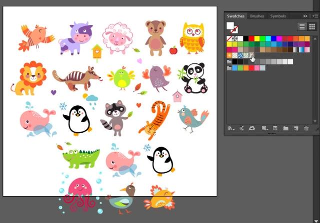 tutorial-pola-seamless-cute-animals-05