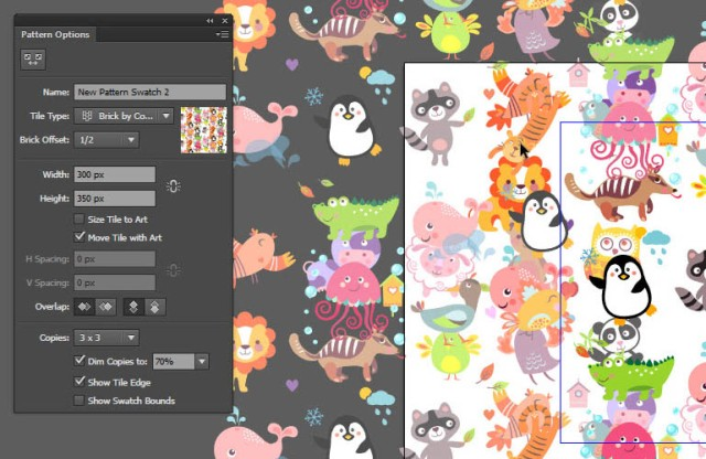 tutorial-pola-seamless-cute-animals-07