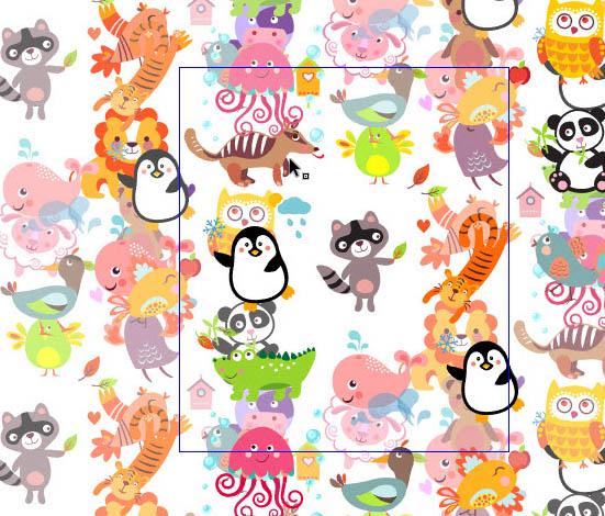 tutorial-pola-seamless-cute-animals-08