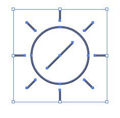 Tutorial Cara Menggambar Ikon Vektor Mesin Cuci dengan Adobe Illustrator-17