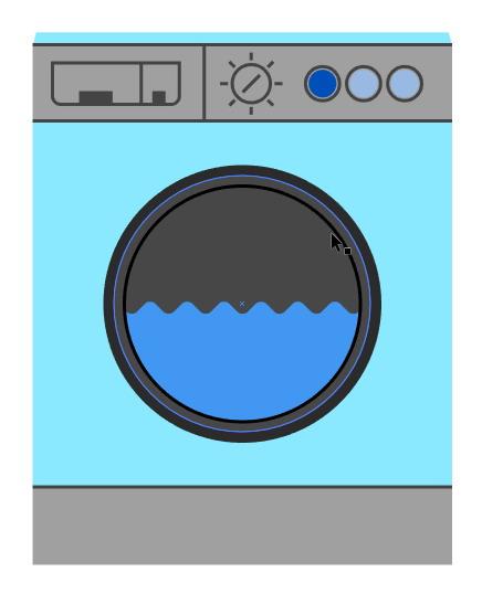 Tutorial Cara Menggambar Ikon Vektor Mesin Cuci dengan Adobe Illustrator-39