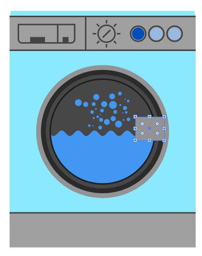Tutorial Cara Menggambar Ikon Vektor Mesin Cuci dengan Adobe Illustrator-42