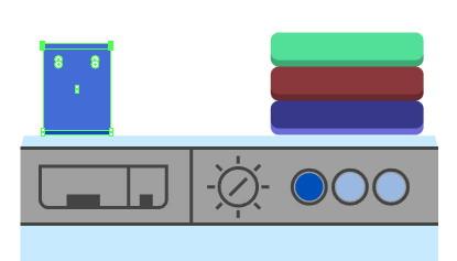 Tutorial Cara Menggambar Ikon Vektor Mesin Cuci dengan Adobe Illustrator-51
