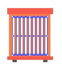 Tutorial Cara Menggambar Ikon Vektor Mesin Cuci dengan Adobe Illustrator-62
