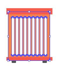 Tutorial Cara Menggambar Ikon Vektor Mesin Cuci dengan Adobe Illustrator-64