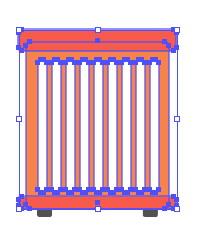 Tutorial Cara Menggambar Ikon Vektor Mesin Cuci dengan Adobe Illustrator-65