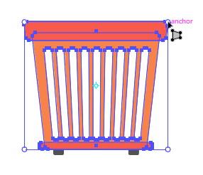 Tutorial Cara Menggambar Ikon Vektor Mesin Cuci dengan Adobe Illustrator-66