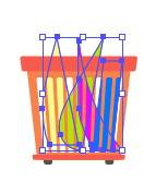 Tutorial Cara Menggambar Ikon Vektor Mesin Cuci dengan Adobe Illustrator-69